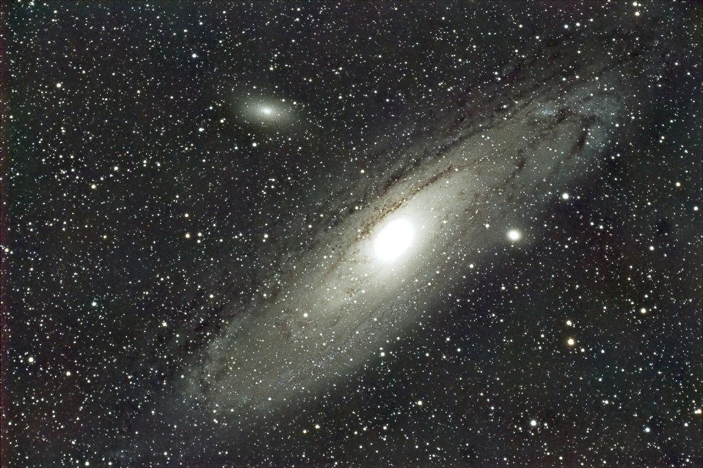 M31 - Andromedagalaxy